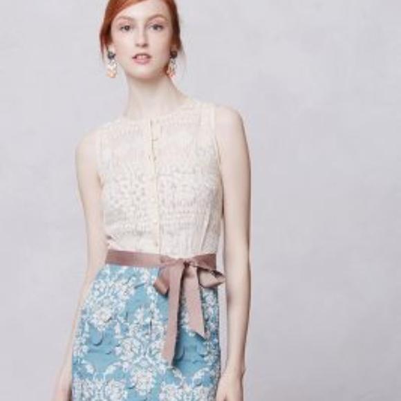 dfeee6e8 Byron Lars Dresses & Skirts - Anthropologie Beguile by Byron Lars Sheath  dress
